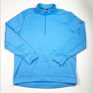 Women's Nike golf 1/4 zip pullover